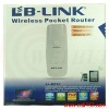 Quick Installation Wireless Wifi / 3G Pocket Router