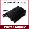 24V to 12V DC 2A CCTV camera adapter / cctv adapter / cctv power adapter