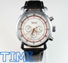Mens Mechanical Automatic Sports Style Wrist Watch Day & Date Wholesale 2012