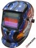 MS81-132HE welding helmet auto darkening CE EN379 ANSI