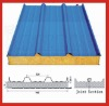 cold room panel rock wool sandwich panel and sandwich panel price