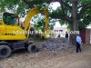 Rhinoceros wheel excavator CE