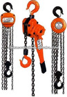 3T manual chain pulley block for lifting