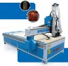 DASH twin spindles DSK-1530 cylinder carving machine