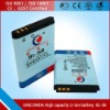High capacity good quality 3G mobile phone li-ion battery for NOKIA BL-5B