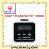 Solar FM Charger for iphone