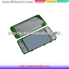 for iphone 4 lcd with touch digitizer full assembly transparent green