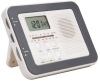 F-1742 Kitchen Clock Radio, Hanging Alarm Clock Radio,FM/AM Radio Clock