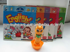 six sound english i like books with pen for kid learning ABC
