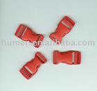 "3/8"" plastic side release buckle"