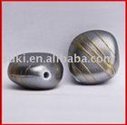 Beads, Acrylic Beads, Texture Plastic Beads