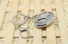 Diamond Car Logo Keyring/Keychain for Mazda