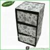 Fashion 100% Cotton Organizer Box