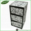 Fashion 100% Cotton Organizer Box
