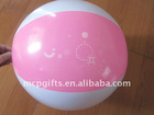 Inflatable printed PVC Beach Ball