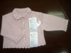 infant cashmere knitted sweater