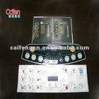 customized plastic control panel