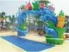 hot sale water park slide (KY9-7701)