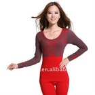 Hot seamless Body shaper thermal underwear