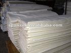 spun silk fabric