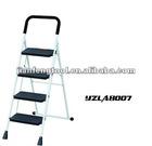 multi-function step steel folding ladder