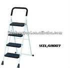 multi-function step steel folding ladder