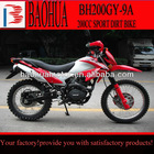 bross 200cc dirt bike BH200GY-9