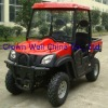 500cc UTV, Utility vehicle, 4X4