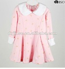 kid's wear ,100%cotton dress