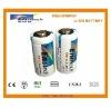 1300mAh CR123A Lithium battery built-in PTC