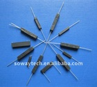 Magnetic reed switch (plastic mouled reed sensor)