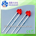 1.8mm round LED water clear high brightness diodes
