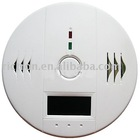 Battery Operated CO Detector (EN50291, LCD)