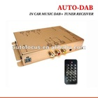 Car DAB+ Radio Tuner Box For Car