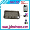 Tpu Skin Cover Case for iphone4-JWC05