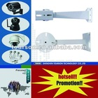 big size cctv ptz camera brackets
