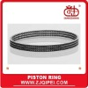 U-flex Motorcycle piston ring