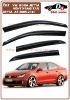 FOR VW JETTA A5 2005-2010 window visors