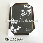 A4 ps picture frame for home decoration