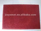 100% ployester floor mat use for long life