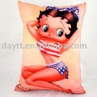 whoesale betty boop cushion /cartoon pillow mix order& drop shipping C51014