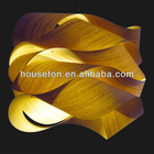 2012 hotel wood pendant lamp CLASICS P2206