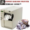 Industrial Printer 300dpi Zebra 105SL Label Barcode Printer