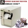Industrial Printer 300dpi Zebra 105SL Label Barcode Printer