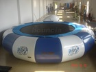 2011 HOT inflatable water jumping