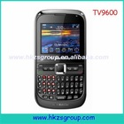 Cheap china mobile phone TV9600