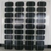 70W BIPV solar panel with solar cell and TUV. IEC. CE. Marks