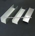 Aluminium Extrusion U Profiles 20*20