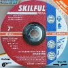 T27 GRINDING WHEEL FOR METAL 180X6X22.23 WITH EN12413