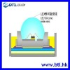 LED lights potting silicone rubber
